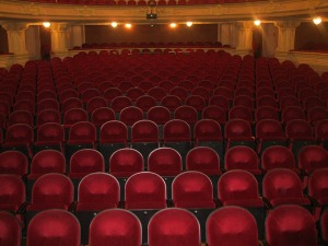 Theatre seating