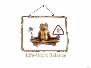 Work - Life Balance Image